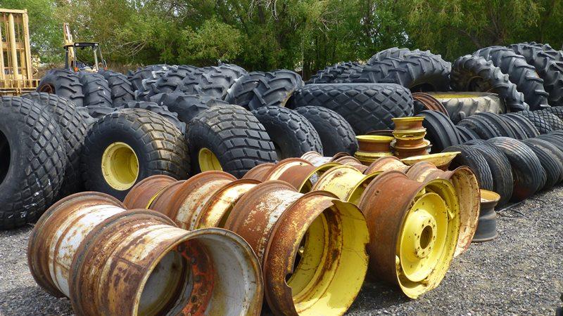 Tire Service Offered at Mertens Equipment mertensequipment.com